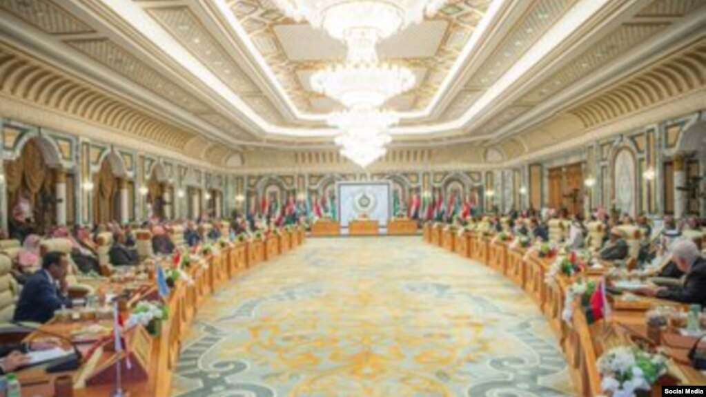 The Arab emergency summit in Mecca condemned the Iranian intervention in the region